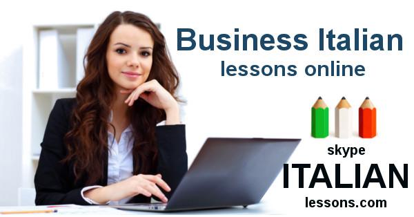 Business Italian