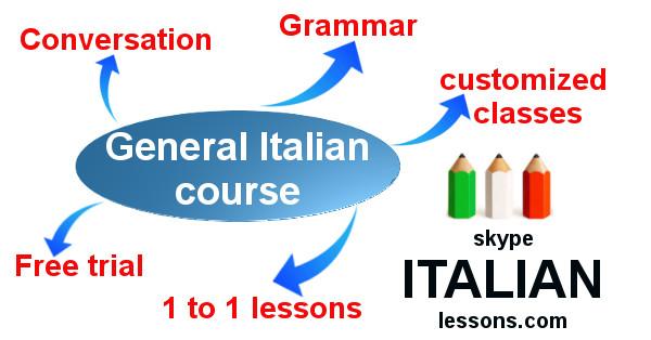 General Italian course