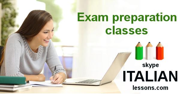Italian exam preparation